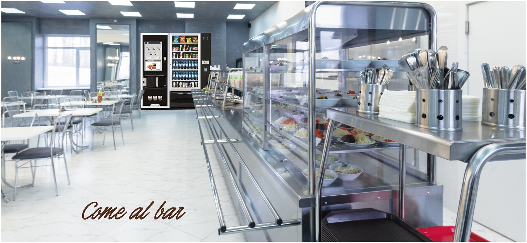 slide come al bar