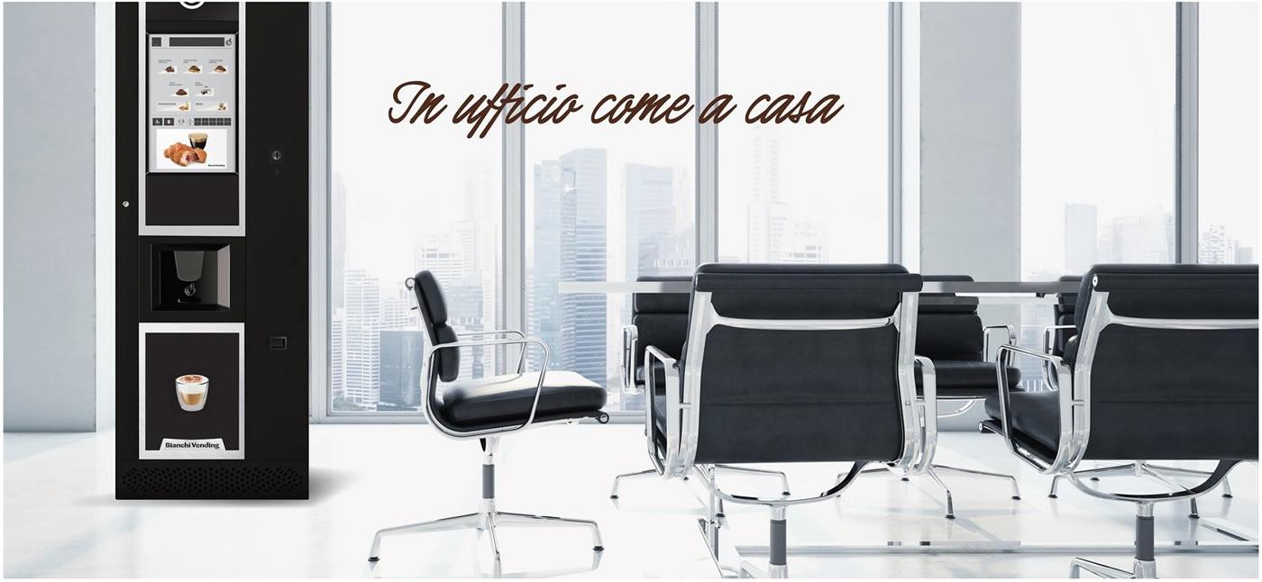 slide eurocoffee in ufficio come a casa