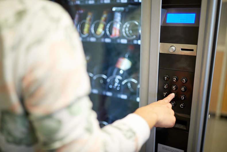 Il Mercato Italiano Del Vending Tra Distribuzione Automatica Di Caffè, Bevande E Snack